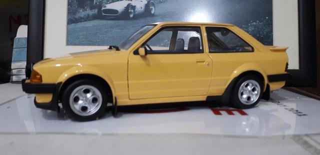 Ford Escort Xr3 Sun Star 1:18
