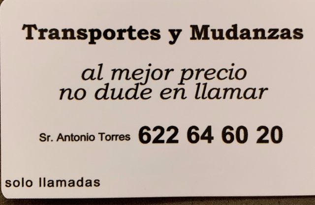 SE HACEN TRANSPORTES Y MUDANZAS - foto 1