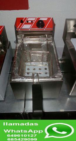 FREIDORA INDUSTRIAL ELECTRICA 6L NUEVAS - foto 1