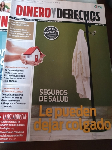 MIL ANUNCIOS.COM Revistas ocu Segunda mano y anuncios