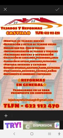 TEJADOS Y REFORMAS LEON - foto 1