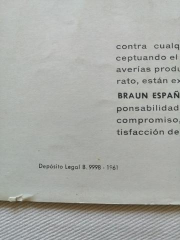 CATALOGOS DE 1960 MINIPIMER Y KELVINATOR - foto 4