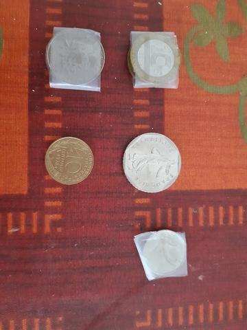 Colección De Monedas Europeas