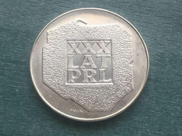 Polonia 1974 Plata  200 Zl