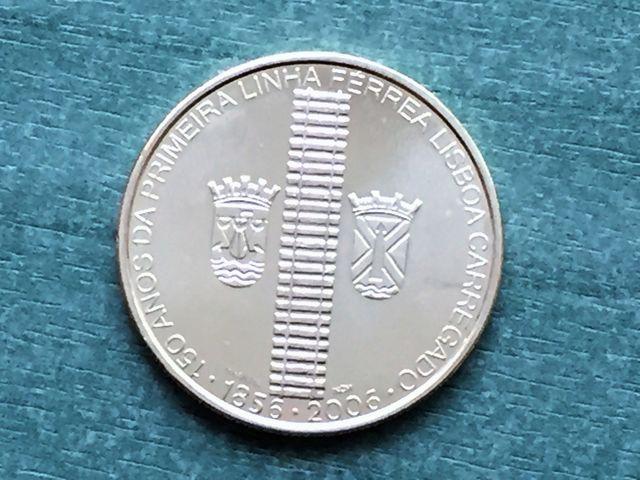 Portugal 2006 Plata 8 Eur