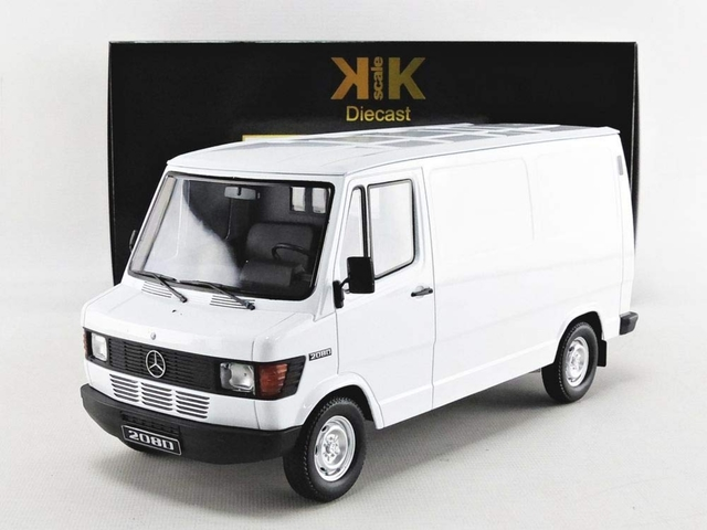 1:18 K&K Mercedes Benz 208D