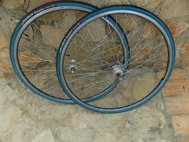 Ruedas Bicicleta C Campagnolo