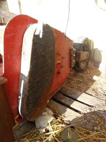AGRATOR TRITURADORA MOLEDORA DE SARMIENT - foto 8