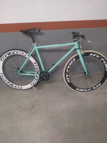 Vendo Bici Fixe