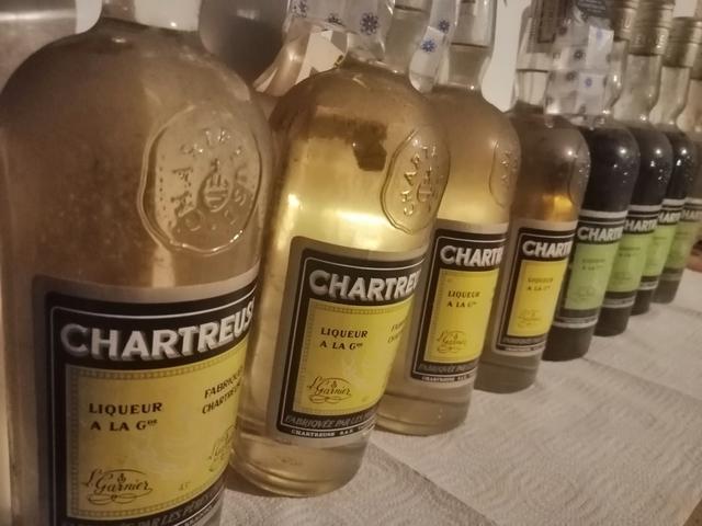 Taso Chartreuse