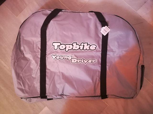 Bolsa Para Bicicleta Topbike - Nueva