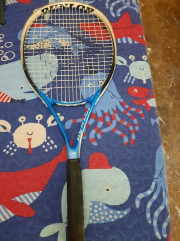 Vendo Raqueta Tenis