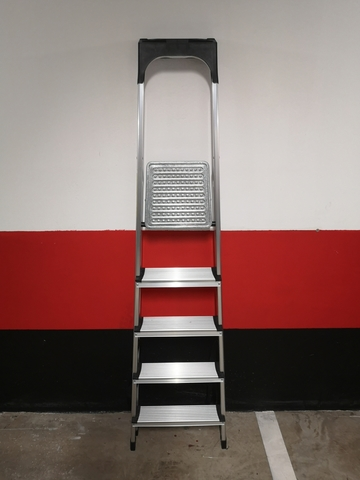 Escalera Aluminio