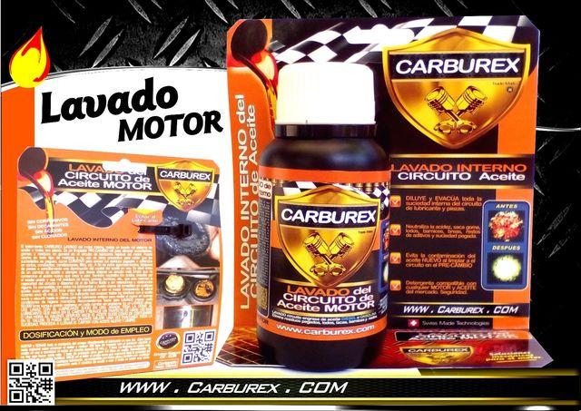 LIMPIEZA CARTER MOTOR LAVADO PRODUCTO - foto 1