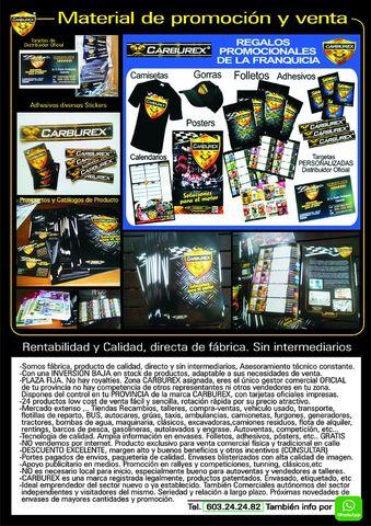 REDUCTOR RUIDOS MOTOR PRODUCTO ADITIVO - foto 4