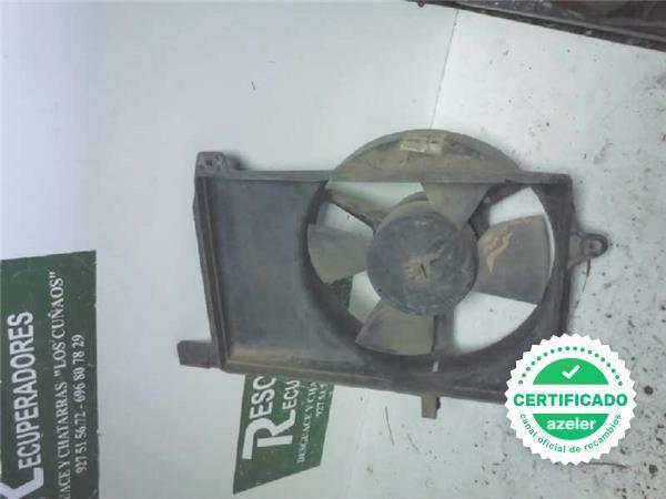 ELECTROVENTILADOR OPEL CORSA A - foto 2