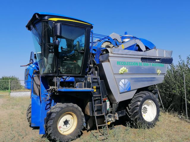 VENDIMIADORA NEW HOLLAND VX 7090 OLIVE - foto 2