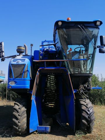 VENDIMIADORA NEW HOLLAND VX 7090 OLIVE - foto 3
