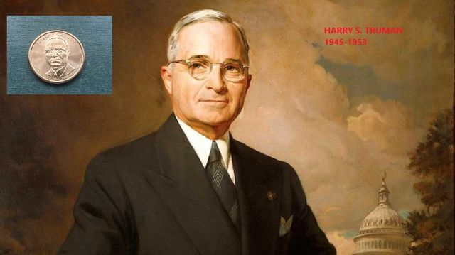 Usa Dolar Harry S. Truman