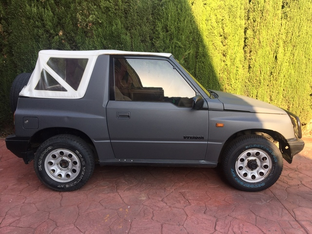 Mil Anuncios Com Suzuki Vitara Descapotable Suzuki De Segunda