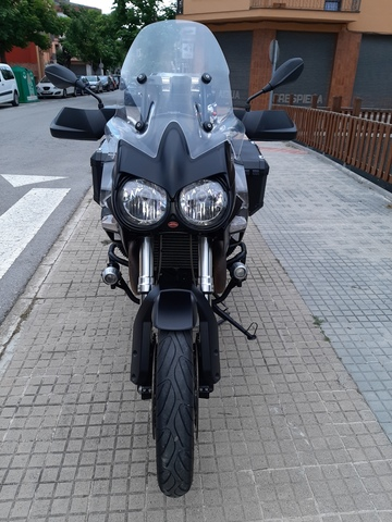 MOTO GUZZI - STELVIO NTX 1200 ABS - foto 2