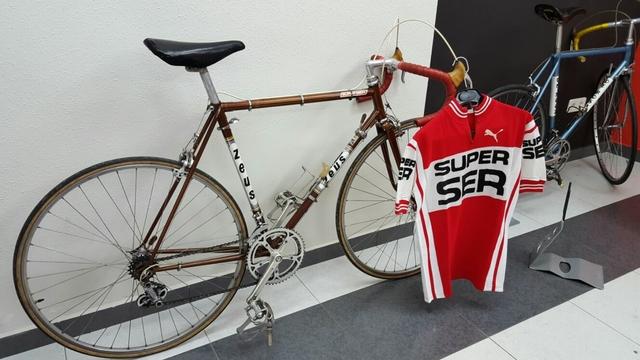 Bicicleta Zeus Superser