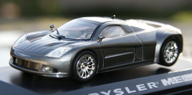 Chrysler Me Four -Twelve Escala 1:43 De