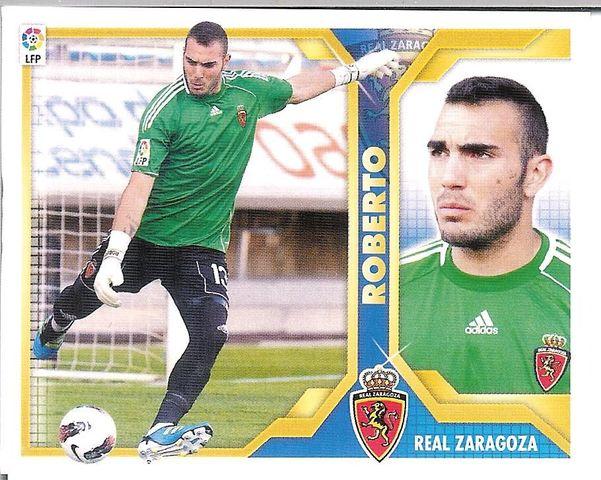 Este 11-12:  Roberto  (Zaragoza)
