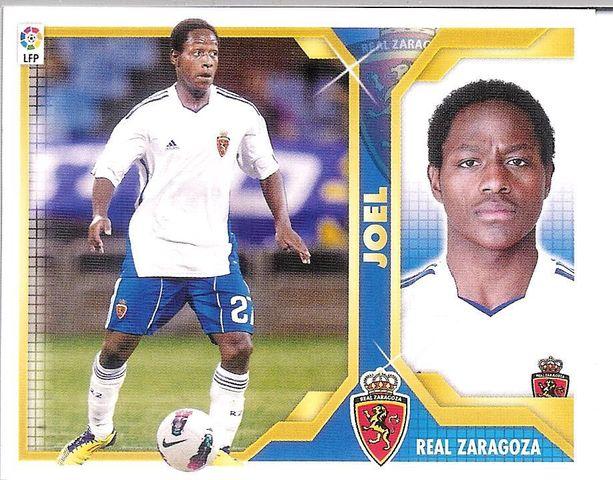 Este 11-12:  Joel   (Zaragoza)
