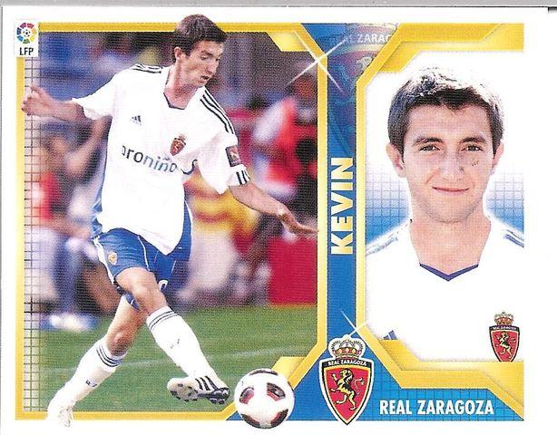 Este 11-12:   Kevin  (Zaragoza)