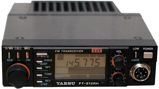 YAESU FT-212 - foto 1