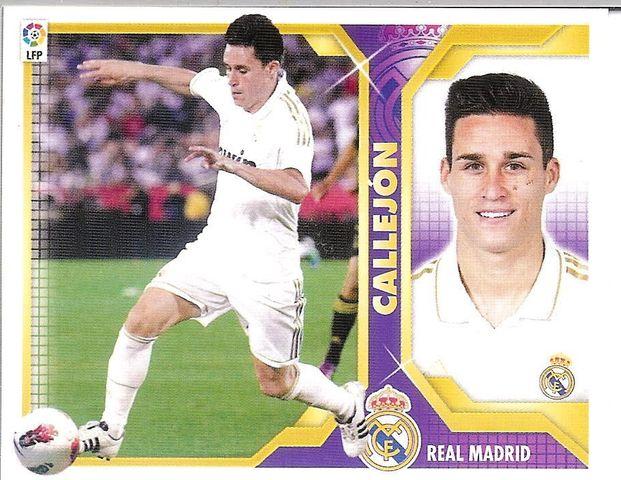 Este 11-12:  Callejon  (R. Madrid)