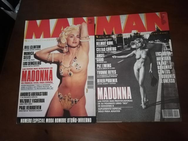 Revista Man 60 Y Suplemento