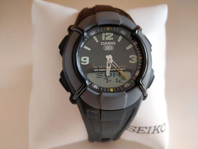 Reloj Casio Hombre Usado En Excelente Estado. $ 8.000,00