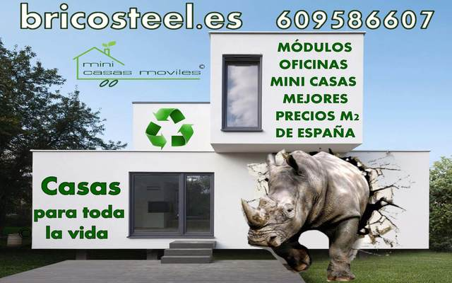 CASAS PREFABRICADAS,  MODULAR Y MÓVIL - foto 3