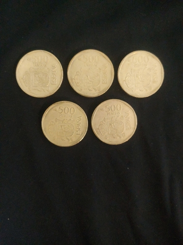 Coleccion De Monedas De Peseta