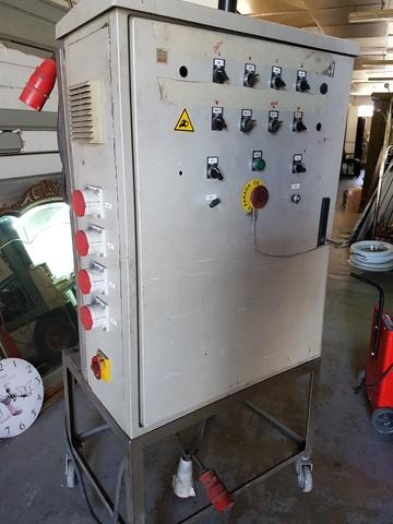 ARMARIO ELECTRICO 220/380 PARA OBRA - foto 1