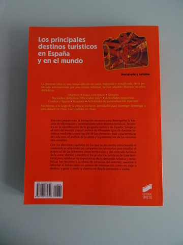 LIBRO FP AGENCIAS DE VIAJES DESTINOS - foto 2