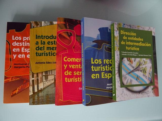 LIBRO FP AGENCIAS DE VIAJES DESTINOS - foto 3