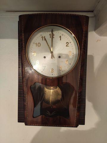 Reloj De Pared De Campana