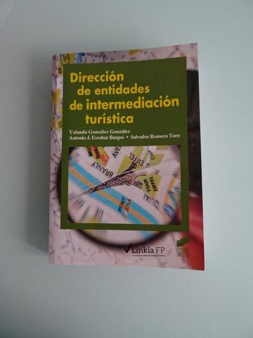 LIBRO FP AGENCIAS DE VIAJES INTERMEDIACI - foto 1