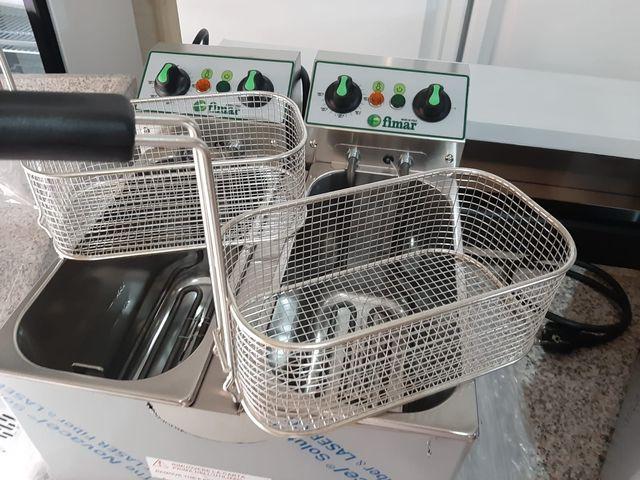 FREIDORA ELECTRICAS Y A GAS MADE ITALY - foto 7