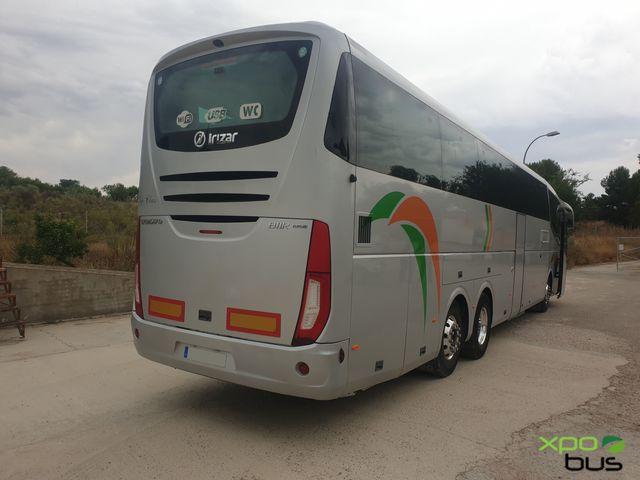 VOLVO - B11R IRIZAR I6 14, 5MTS.  - foto 4