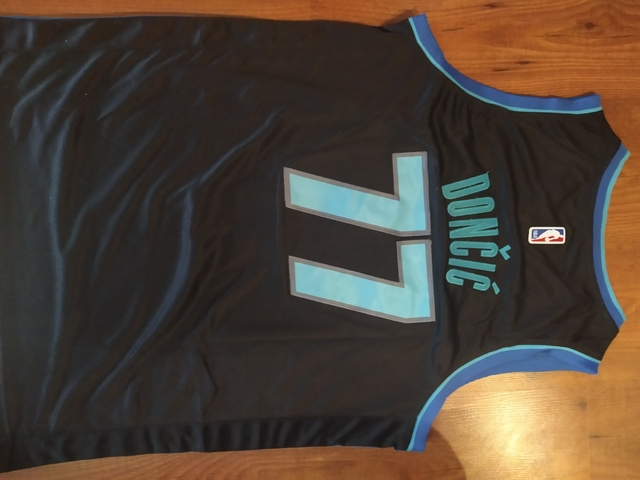 CAMISETA NBA  DONCIC DALLAS MAVERICKS - foto 2