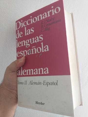 DICCIONARIO ALEMÁN-ESPAÑOL - foto 2