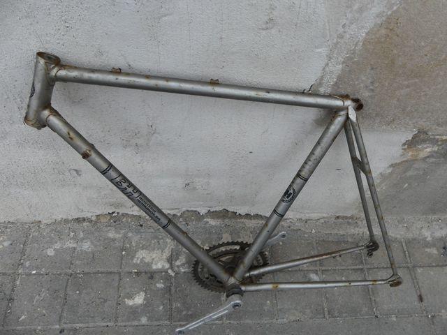 Vendo Cuadro Bicicleta Bh