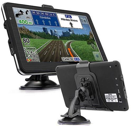 GPS 7 PULGADAS CAMION 2020 TODA EUROPA - foto 3