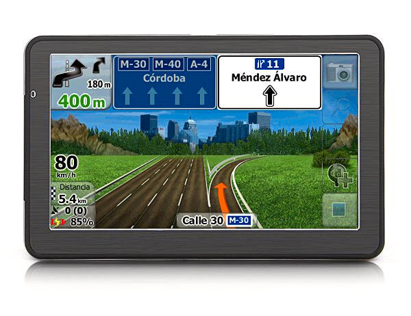 GPS 7 PULGADAS CAMION 2020 TODA EUROPA - foto 5
