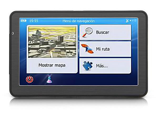 GPS 7 PULGADAS CAMION 2020 TODA EUROPA - foto 6