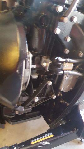 MOTOR FUERA BORDA 25CV 2T - foto 3